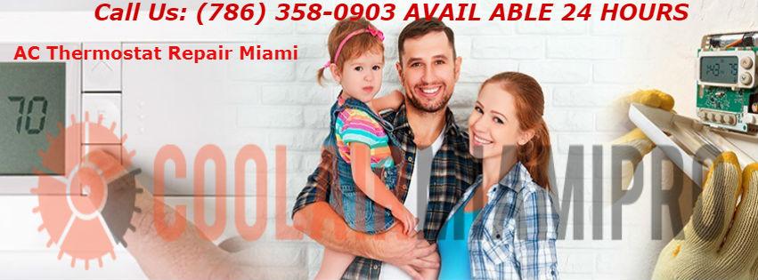 AC Thermostat Repair Miami