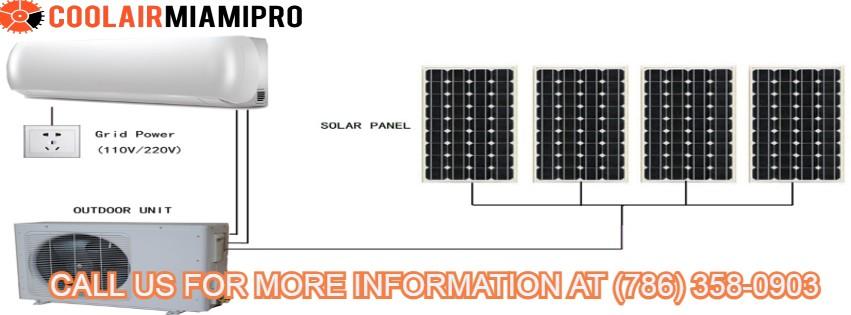 Solar AC Repair Miami
