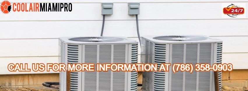 Emergency AC repair South Miami